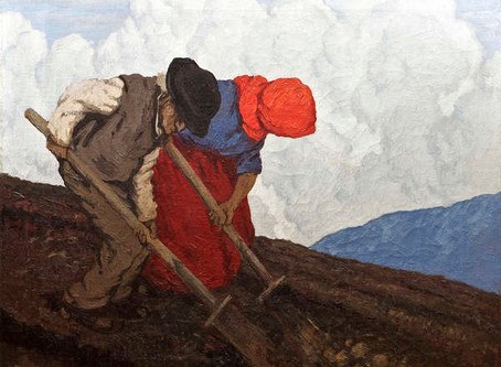 Top 5 artists that inspire me: 3. Paul Henry (1876-1958)
