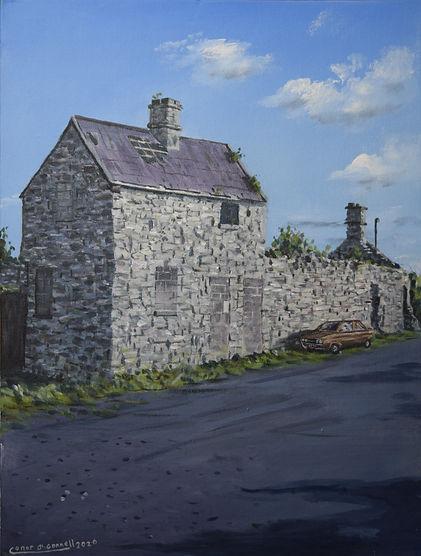 Old Station House, Ballaghaderreen