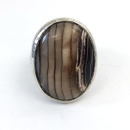 Petrified Wood Ring