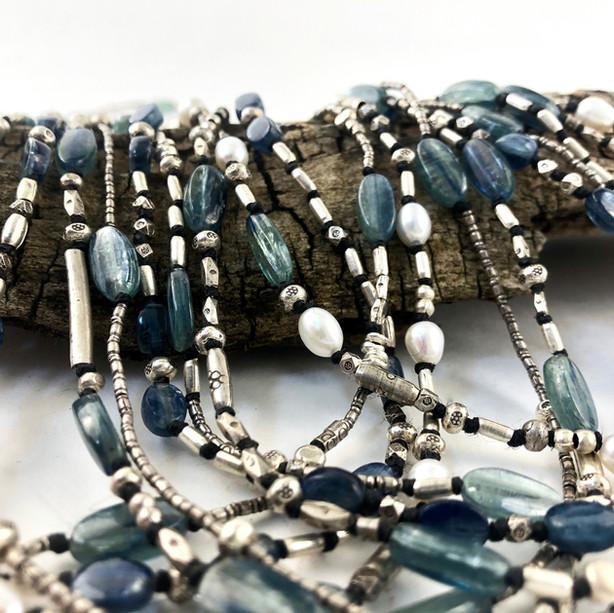 Kyanite Necklaces