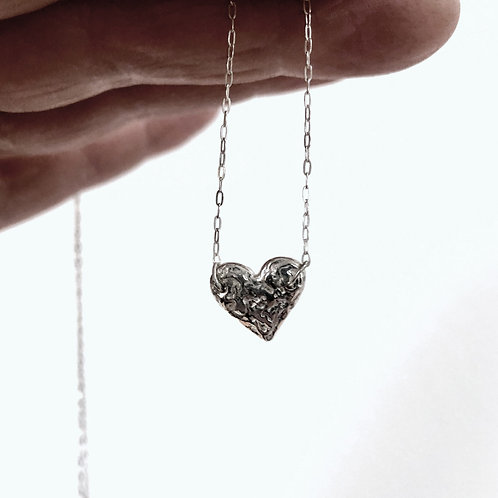 Wise Heart Necklace