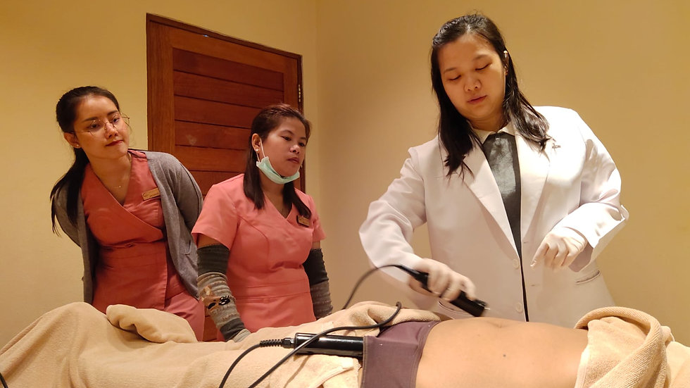 Electro-Lymphatic (ELT) Drainage Therapy Training Level 2