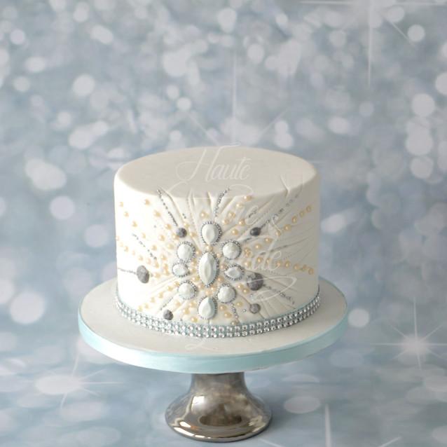 wedding cake diament