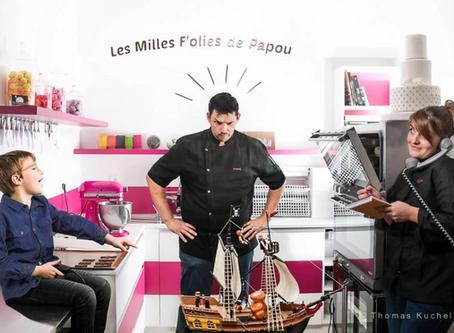1000 Folies de Papou - Traiteur & Cake Designer