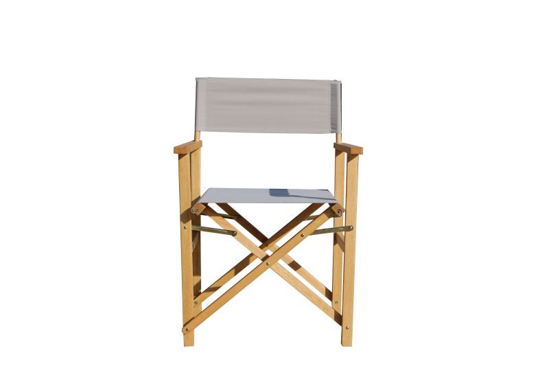 Timber Director Chair