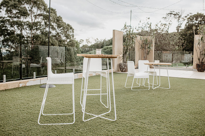 Garden Party Table & Chairs Set