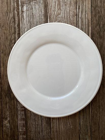 Plates, White/Off-White