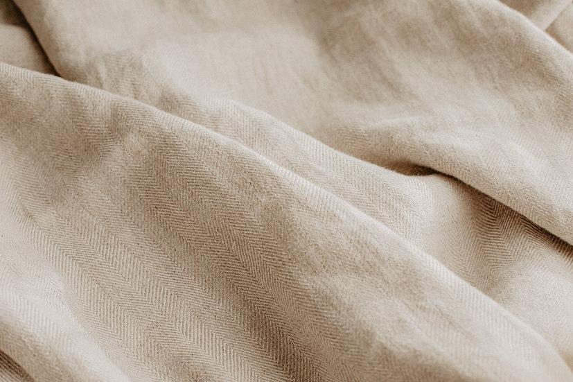 Linen Tablecloth, Natural