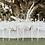 Thumbnail: Linen Tablecloth, White