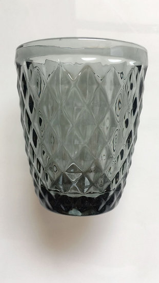 Grey Water Glass