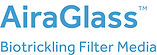 Airaglass onsite wastewater odor control solutions media