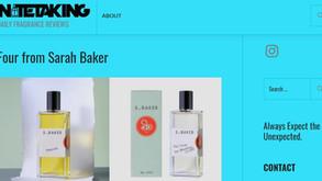 4 S.BAKER EDPs reviewed on Notetaking