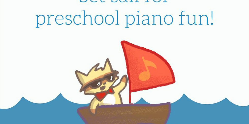 Introduction to piano playing