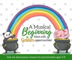 Musical Beginning