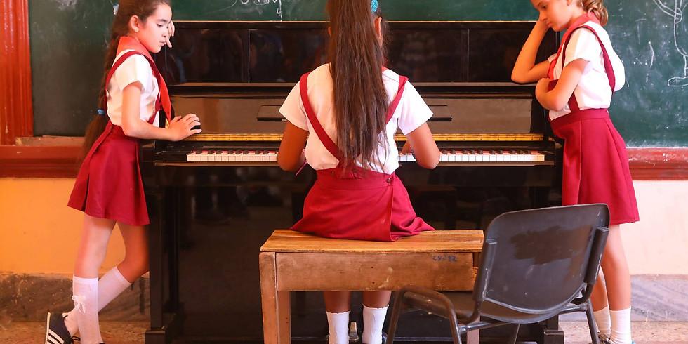 Benefit concert - Music for Cuba