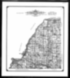 Plat Map of Greenwood 1914
