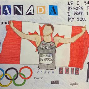 Anonymous, Grade 9