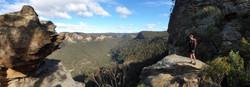 Asgard Plateu - Mt Victoria