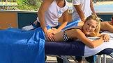 Sydney Weekender - massage