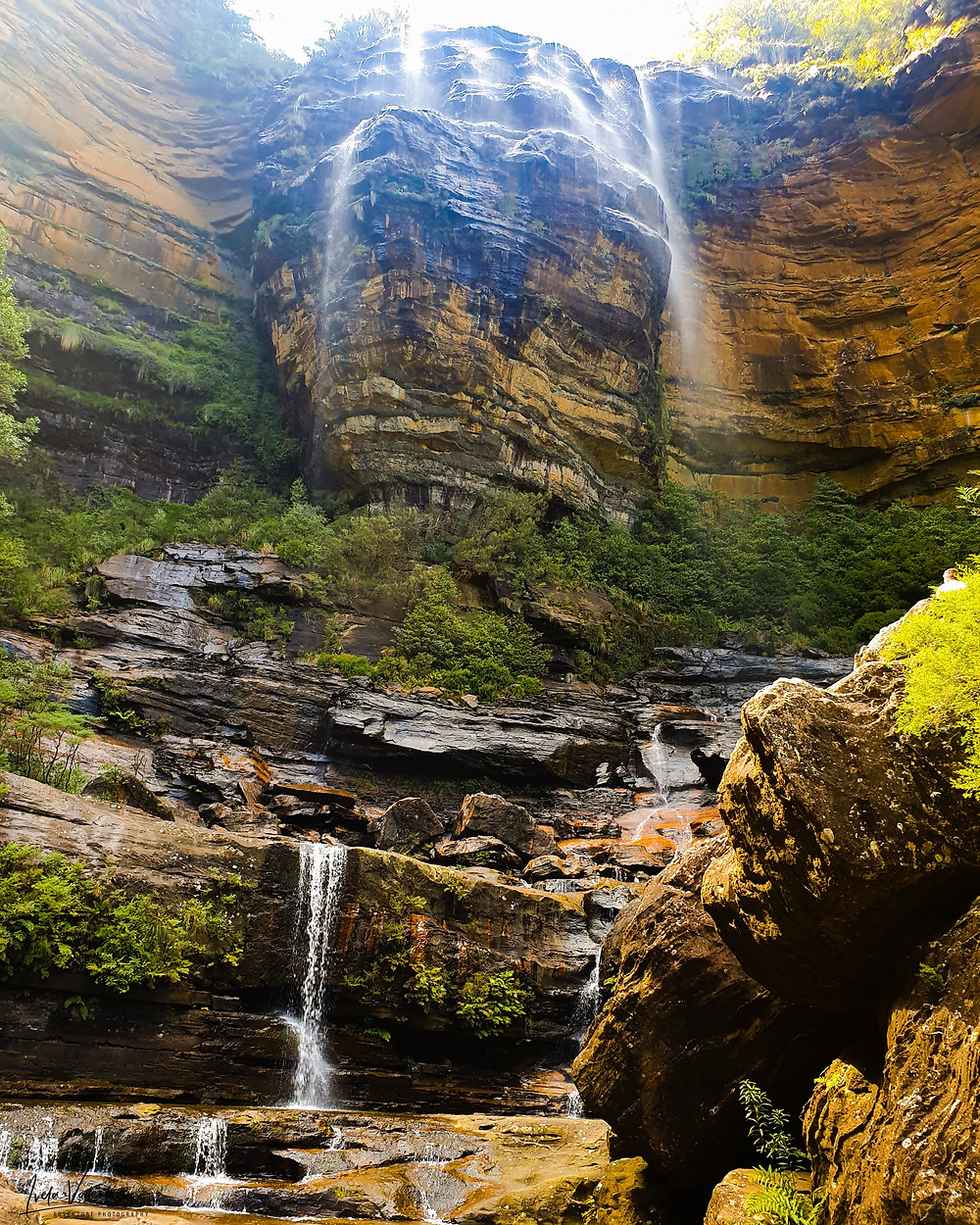 Wentworth Falls - Blue Mountain NSW