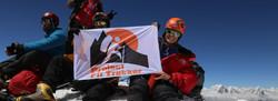 Summit of Island Peak - Nepal