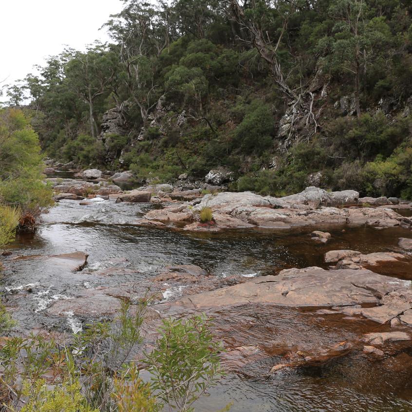 Corang Cascades