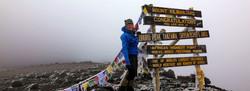 Uhuru Peak - Mt Kilimanjaro