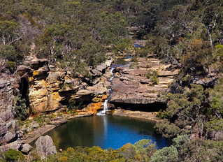 Mermaid Pools & Tahmoor Gorge