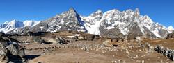 Renjo La - Hight pass Nepal