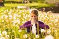 Niezen hooikoorts bloem pollen