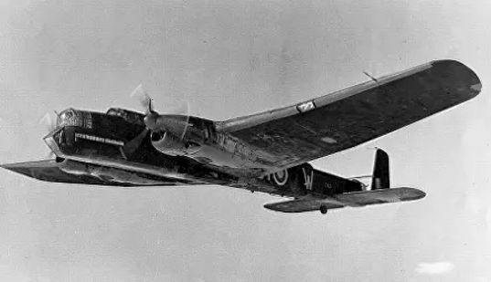 Armstrong Whitworth A.W.38 Whitley was one of three British twin-engined, front line medium bomber types that were in service with the Royal Air Force (RAF)