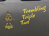 """Trembling Triple Two"" on Puma HC1 Helicopter XW222 at the Ulster Aviation Society"