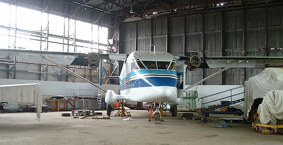 Shorts-SD330-Hangar-Being-Restored.webp