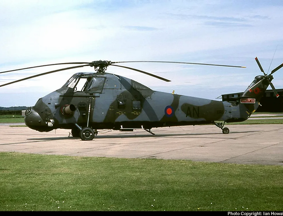 Westland-Wessex-Helicopter-History-H-XR5