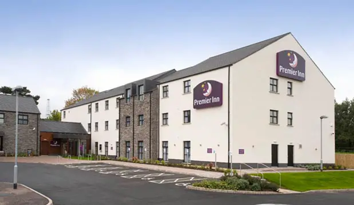Alternatively, the closest, full-service Hotel is PREMIER INN, which is only 3-4 minutes taxi ride away from the hangars.