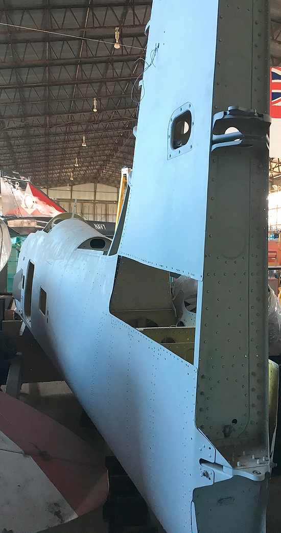 Shorts-Tucano-T1-Prototype-Hangar-Rear-M