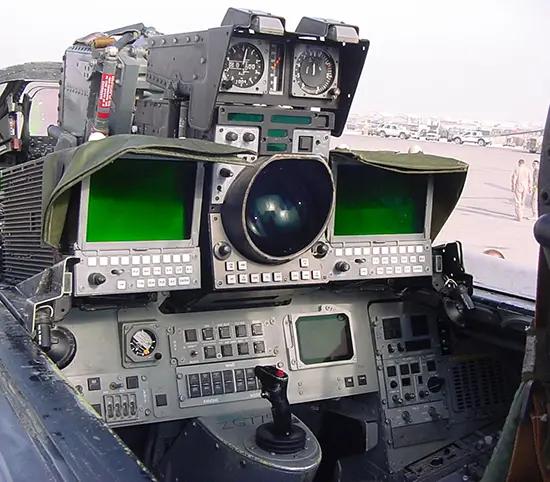 Aft Cockpit of the Tornado GR.4