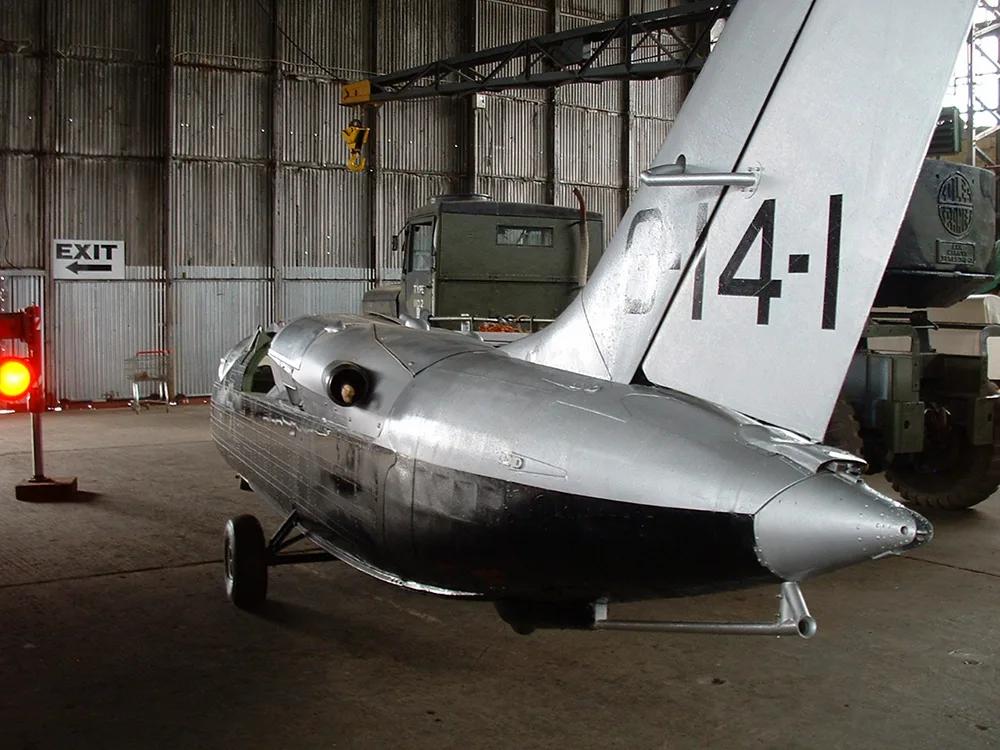 Shorts-Sherpa-SB4-Jet-Hangar-RearView.we