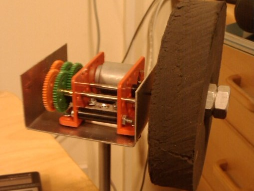Dev255 - Fly Wheel Open - NoMet