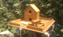 Dev255 - Bird Table - NoMet
