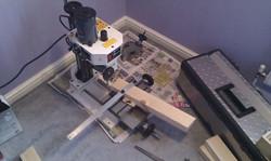 Dev255 - Milling Table -1- NoMet - 509