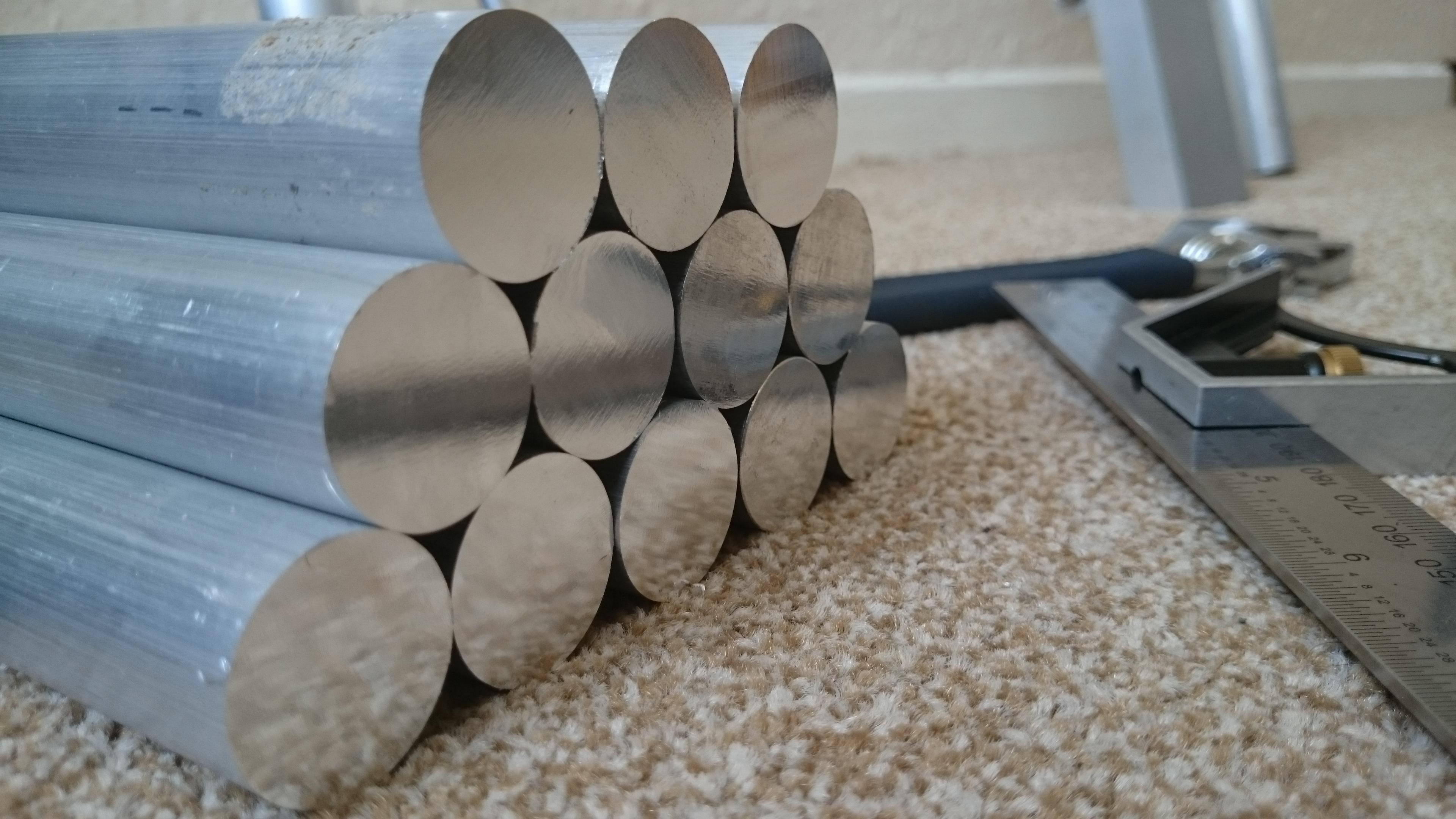 Dev255 - Aluminium - NoMet