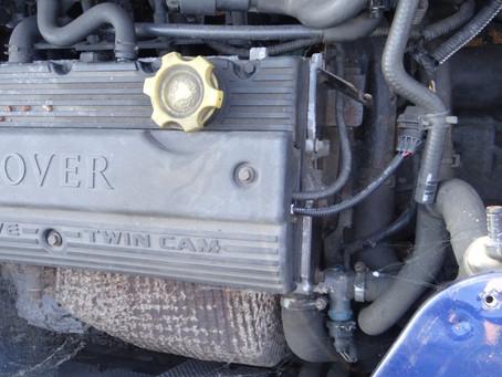 Engine Failure...