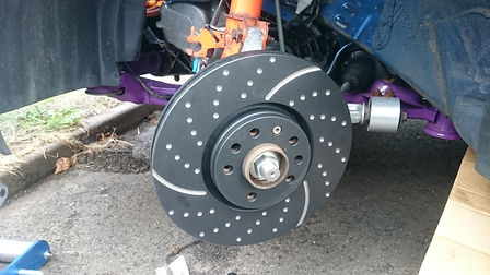 Dev255 - Vectra Slight Brake Improvement