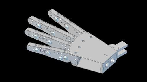 Dev255 - Hand V1.1 -01- NoMet - 509
