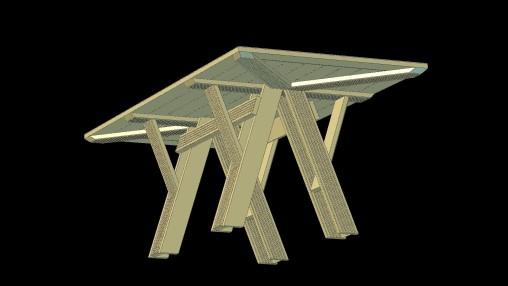 Dev255 - CAD Table - NoMet - 509