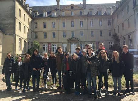 Normandy School Trip