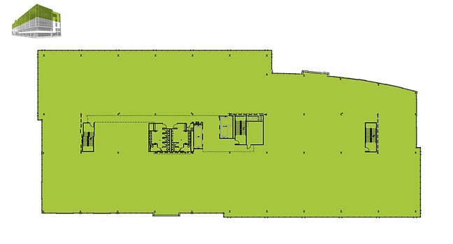 Mallory Green Floorplan - 5th Floor 37,5