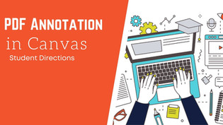PDF Annotation in Canvas