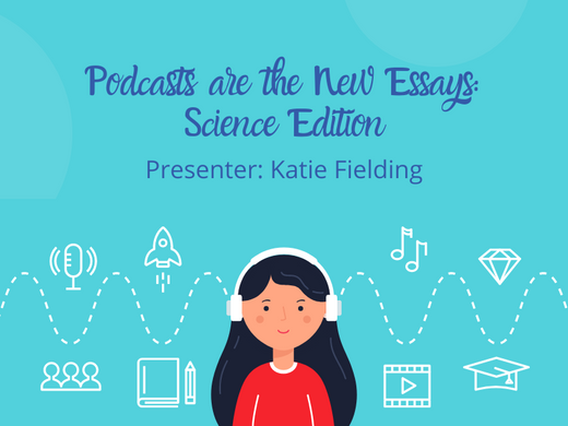 Podcasts are the New Essays Wakelet